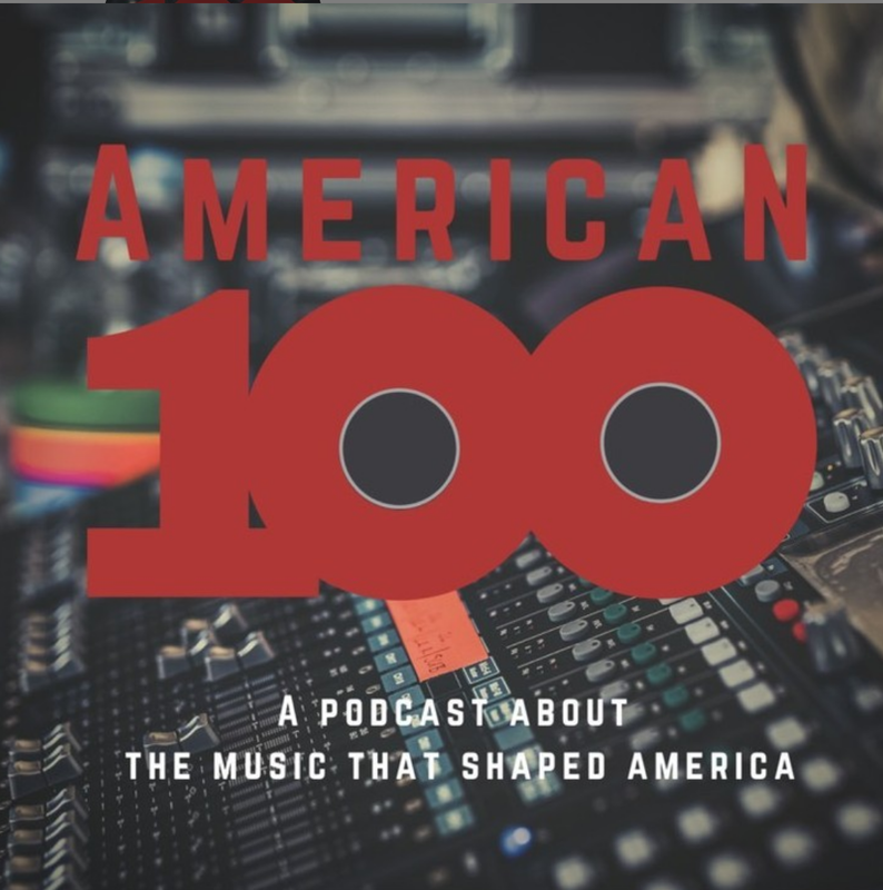 American 100 Podcast art